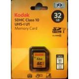 کارت حافظه (رم) ۳۲گیگ دوربین  SDHC  کلاس ۱۰ U1