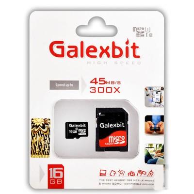 رم میکرو اسدی Galexbit Micro SD C10 U1 16GB