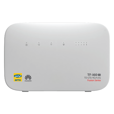مودم 4G/TD-LTE ايرانسل مدل TF-i60 H1