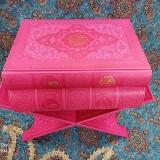 قرآن و کلیات مفاتیح و رحل